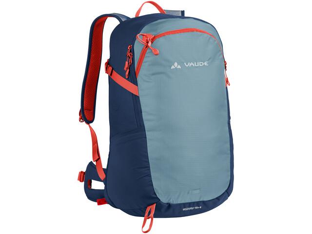 VAUDE Wizard 18+4 Backpack blue elder